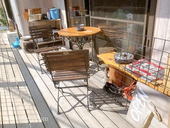 吉野 カフェ・レ・バーグ
