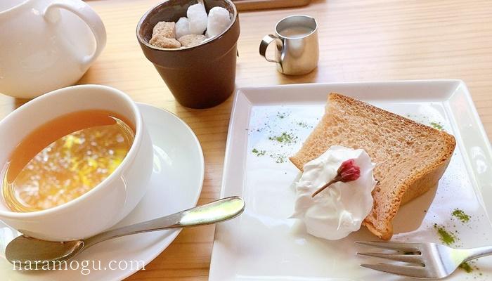 橿原神宮前駅近のカフェnarairoならいろはギャラリー併設の素敵なカフェ、ランチもモーニングもあります