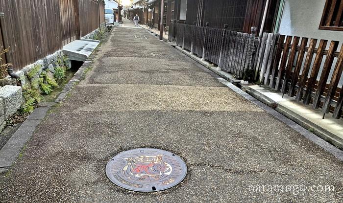今井町 金魚
